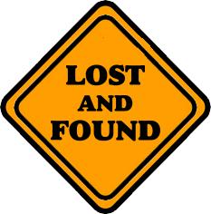 ΑΠΩΛΕΙΕΣ - ΕΥΡΕΣΕΙΣ-Lost & Found
