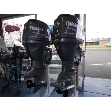 Yamaha Outboard Motor Engine 115 HP 4 Stroke