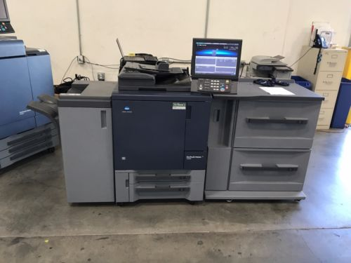 Έγχρωμος αντιγραφικός εκτυπωτής Konica Bizhub Press C1060