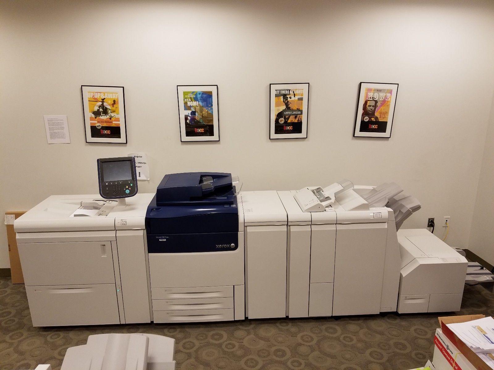 Xerox Versant 80 Εκτυπωτής μηχάνημα εκτύπωσης