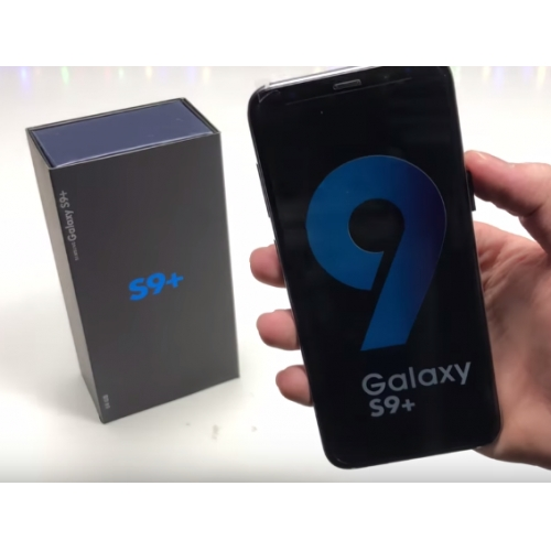 Samsung Galaxy S9 Plus 256 GB + GEAR VR costo 370 EUR