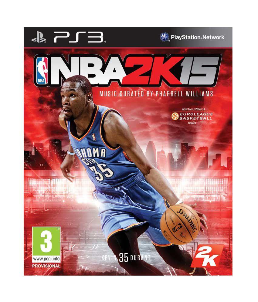 PS3 NBA2K15