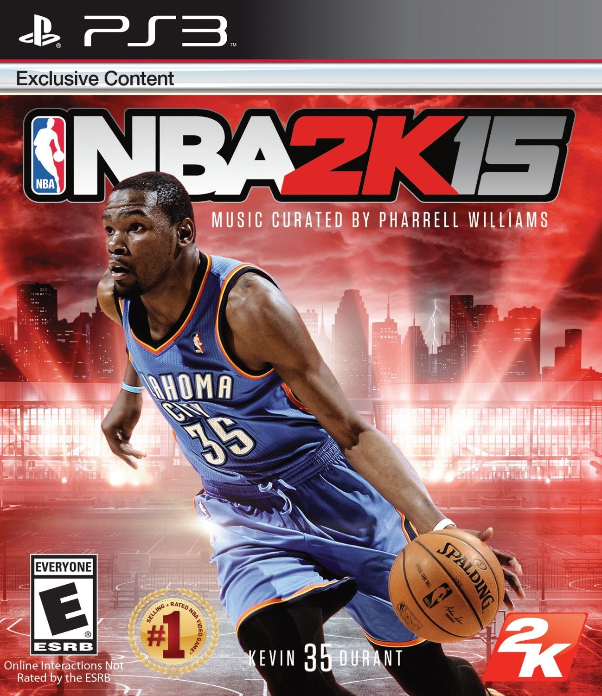 NBA 2K15 (PS3 GAME)