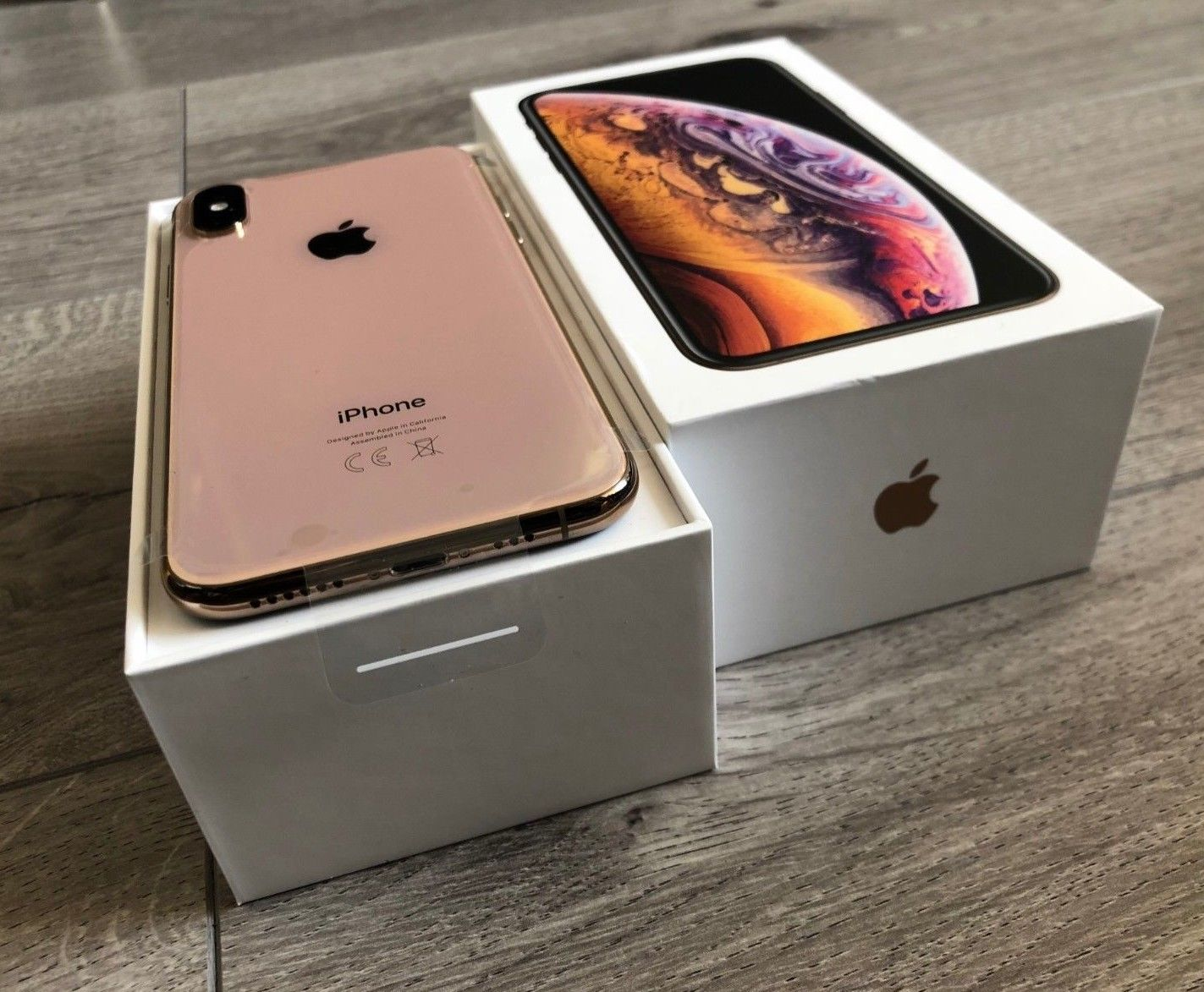 Apple iPhone XS 64GB = 450 EUR  ,iPhone XS Max 64GB = 480 EUR ,iPhone X 64GB = 350 EUR,Apple iPhone XR 64GB = 380 Euro  Whatsapp Chat : +27837724253