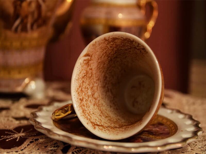 χαρτομαντεια καφεμαντεια
