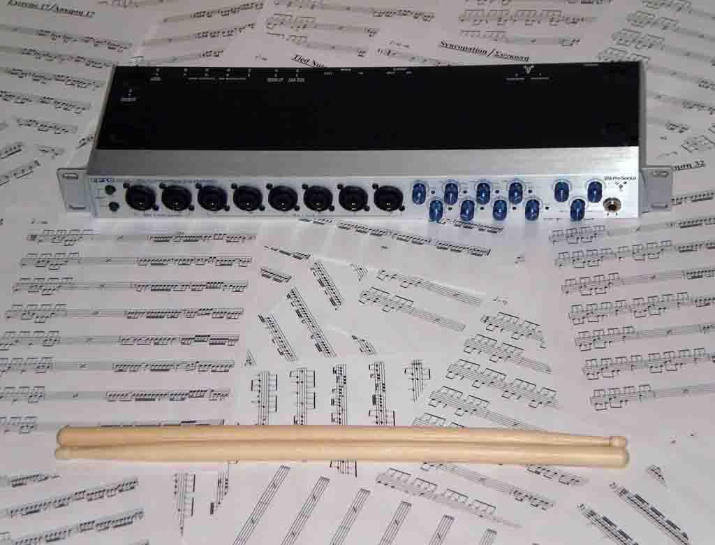 Μαθήματα Drums/Θεωρητικών/Μουσικής Τεχνολογίας