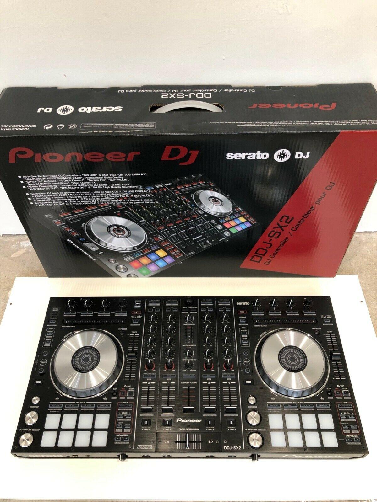 Pioneer DDJ-RX DJ Controller 510 EUR, Pioneer DJ controller  DDJ-RZ 520 EUR