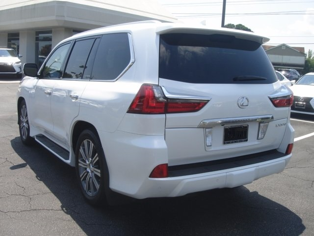 LEXUS LX 570 SUV Gulf Specs 2016 (White)  FOR SALE