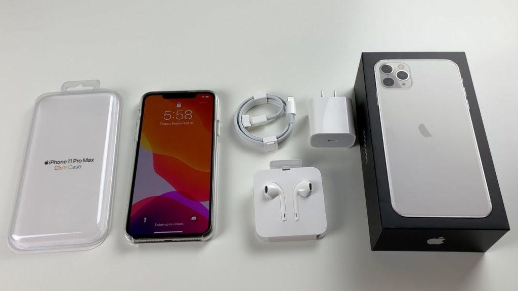 iphone 11 x iphone max pro