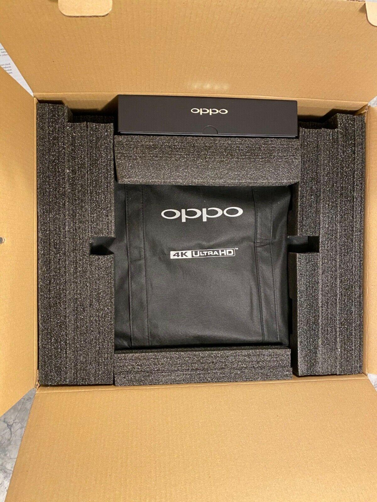 Πωλούν ολοκαίνουργιο player OPP UDP-205 4k Blu-Ray