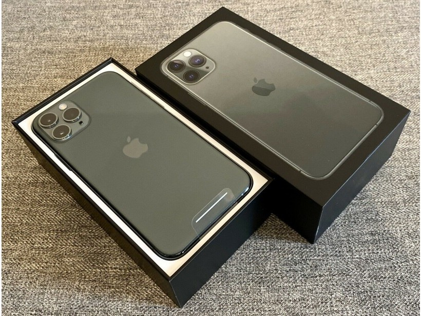 Apple iPhone 11 Pro 64GB = $500,iPhone 11 Pro Max 64GB = $550,iPhone 11 64GB = $450, iPhone XS 64GB = $400 , iPhone XS Max 64GB = $430 , Whatsapp Chat : +27837724253