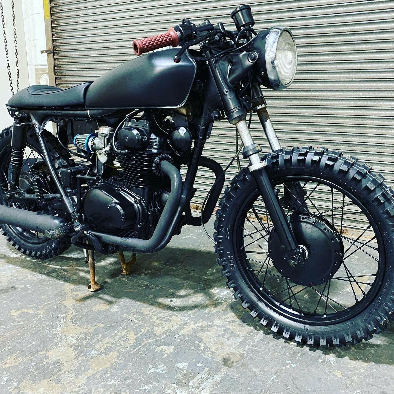 1971 Honda CB 1