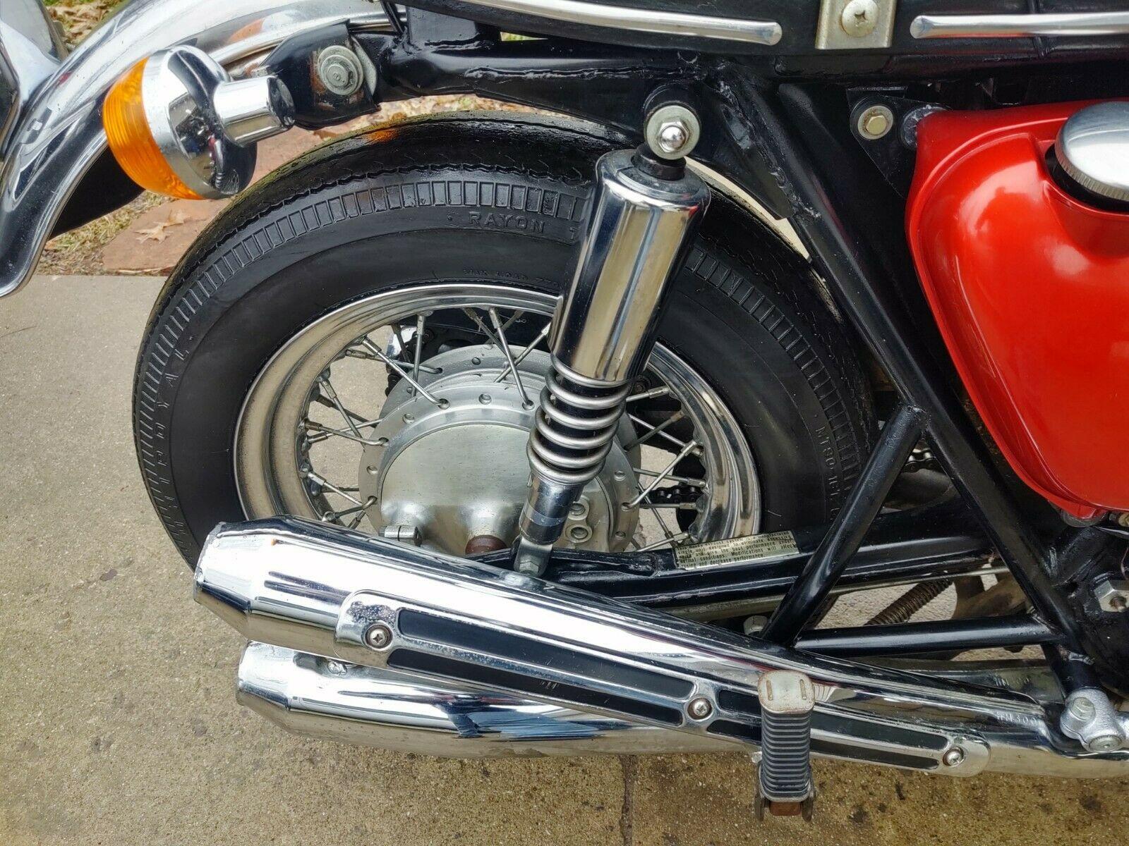 1971 Honda CB 3