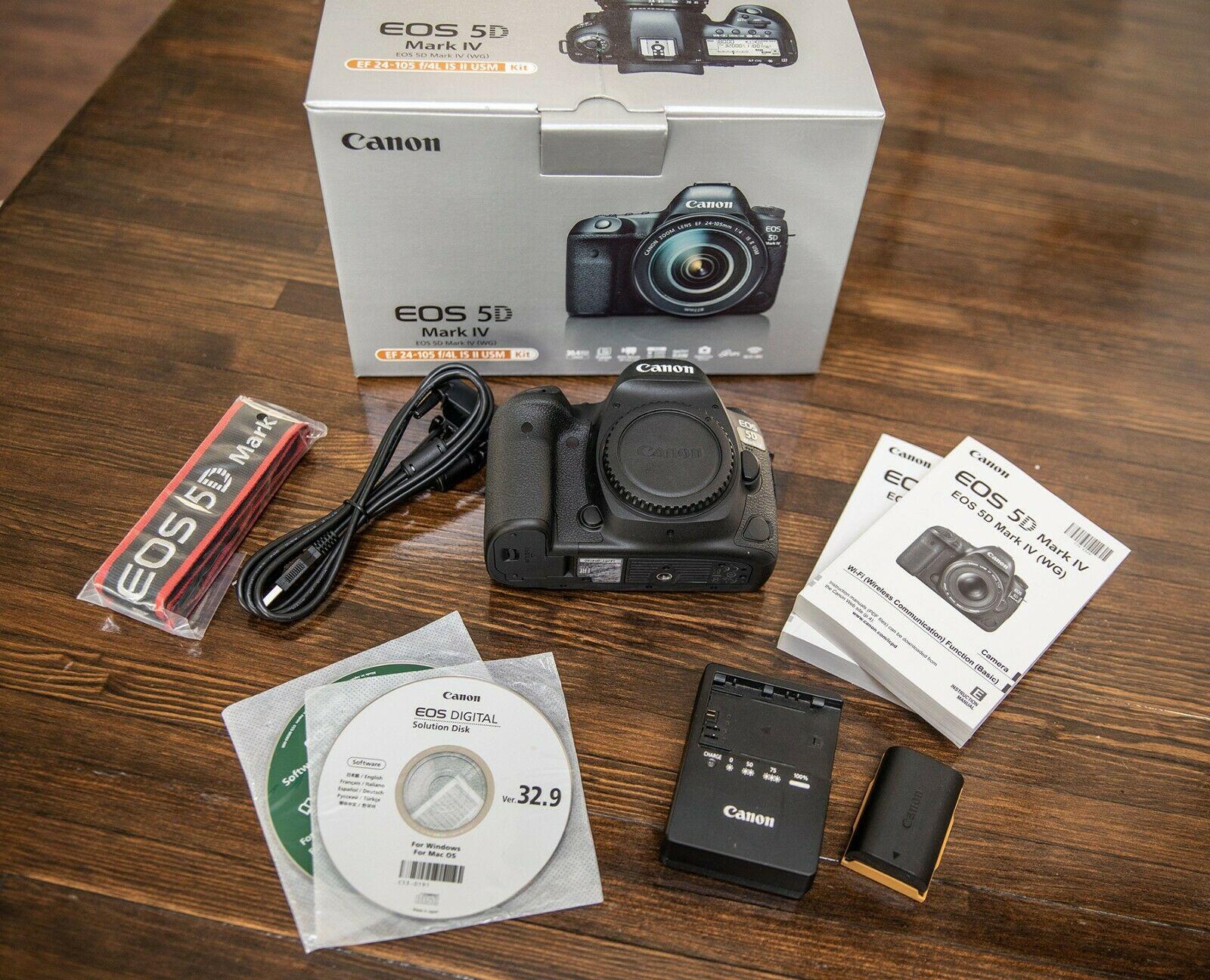Canon EOS 90D, CANON 850D ,Canon 5D Mark IV, Canon 5DS,Canon 6D Mark II, Canon EOS R , Nikon D850, Nikon D750, Nikon D780,