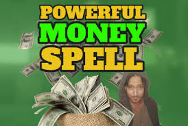 Online money spells That brings Instant money Everyday