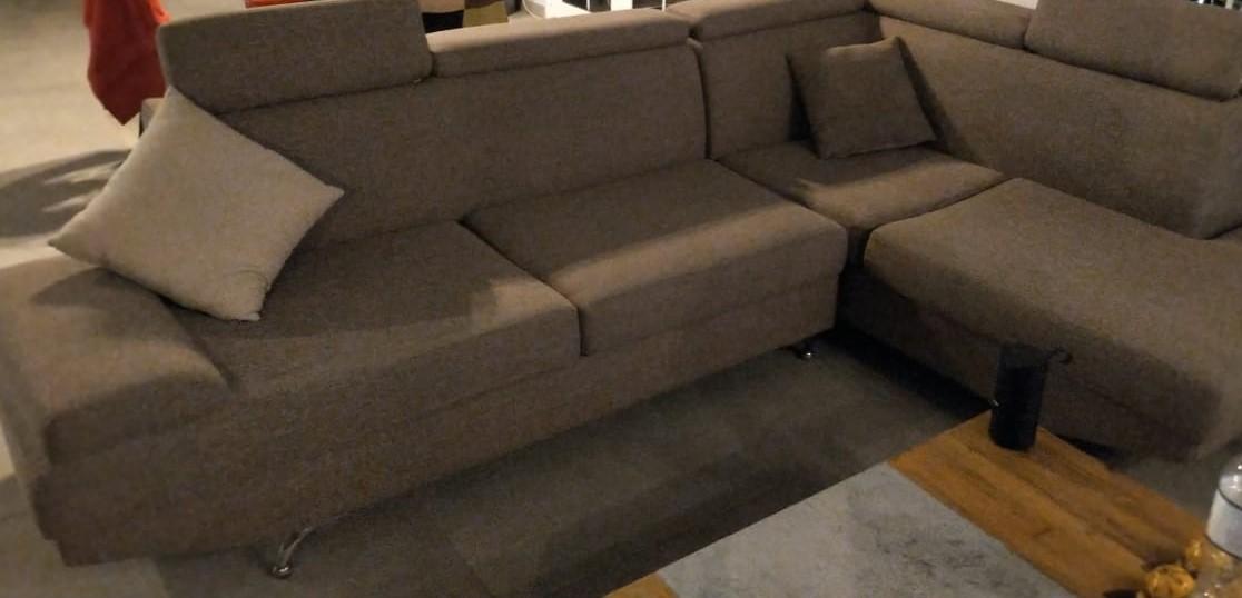 Sofa brown