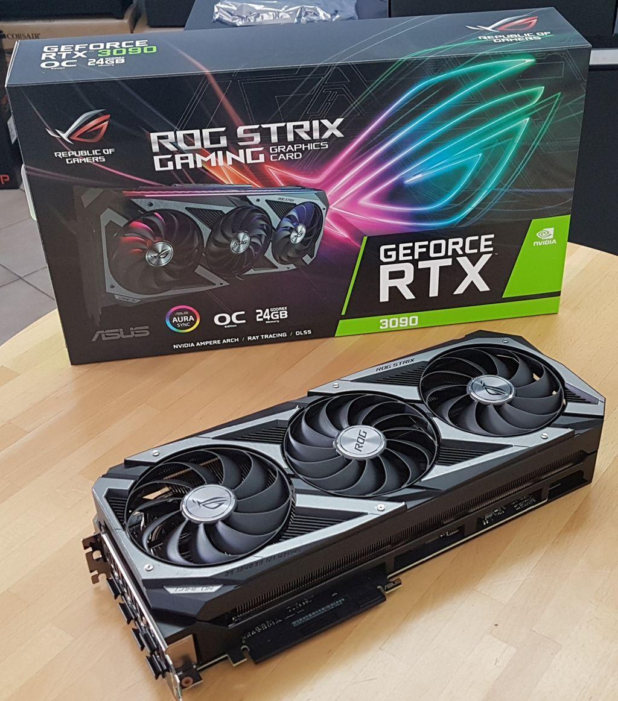 GEFORCE RTX 3090/RTX 3080 / RTX 3080 Ti / RTX 3070 / RTX 3070 Ti / RTX 3060 Ti / RTX 3060/RADEON RX 6900 XT / Radeon RX 6800 XT / Radeon RX 6700 XT / Radeon RX 5700 XT