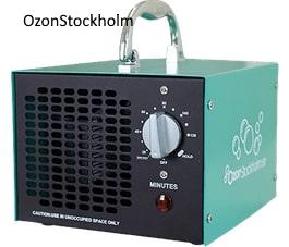 Γεννήτρια όζοντος OzonStockholm OS-5000